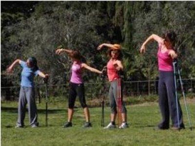 Weekend Course + Nordic Walking Treviso
