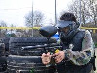 Pistola da paintball