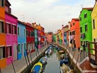 itinerari in barca fra Venezia e le isole