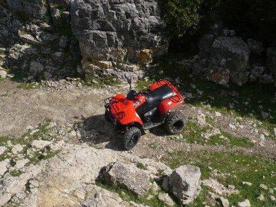 Tacchi d'Ogliastra Quad
