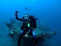 Diving a Taranto