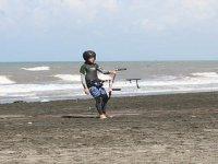Kiter In Preparazione