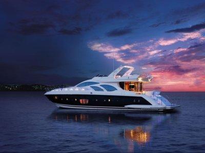 Cena e notte in barca + mini cruiser per coppia