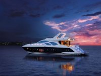 Dinner and night on the boat + mini cruiser for couple