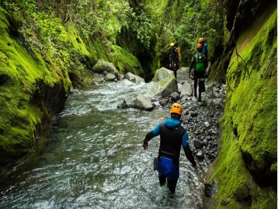 Ogliastra Adventure Canyoning