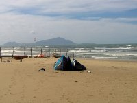 Kite lessons in Naples