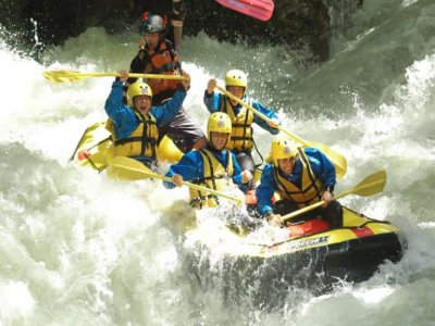 Umbria Experience Rafting