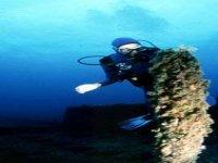 The wreck of the Chiattone