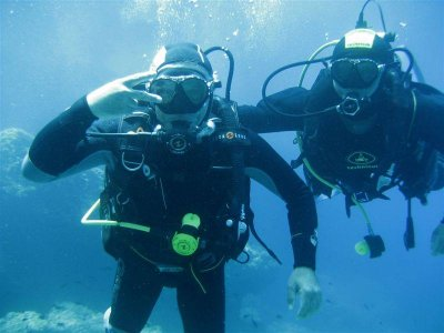 Overing Diving Center
