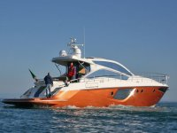 Il lusso in mare