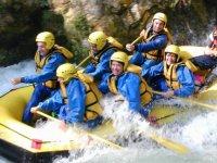 Prova L' Emozione Del Rafting