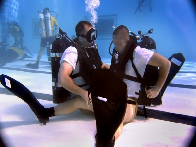 Sub Padi Scuba Diver course in Molise