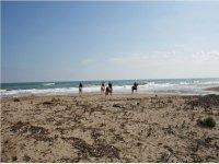 Una bella giornata in spiaggia ad Alba Adriatica