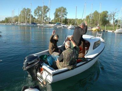 Pesca Service Noleggio Barche