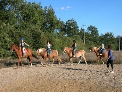 Weekend relax in coppia con passeggiata a cavallo