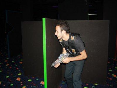 Gioca a Laser Game a Roma nord