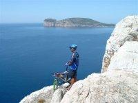 Biker in riflessione
