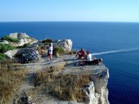 Punta Gilgio fortini