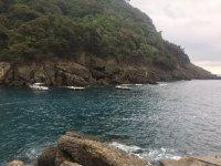 La costa ligure