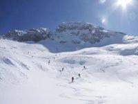 Sci alpinismo Comelico
