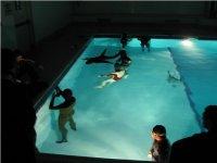 Corsi Sub in piscina
