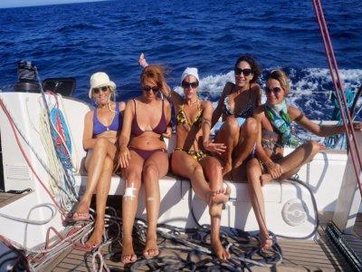 Settimana in barca vela luglio e agosto in Sicilia
