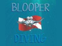 Blooper Diving