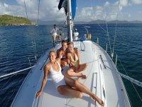 In giro sulle nostre barche