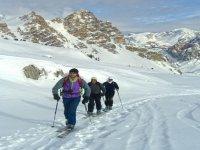 Scialpinismo sulle Dolomiti di Fanes