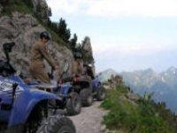 Quad in Montagna