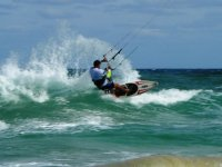 Isola Sal Kite Wave