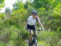 Mountainbike a Fabriano