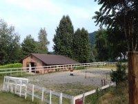 The equestrian club