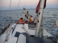 Verso le Isole Eolie