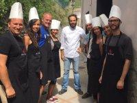 Chef e partecipanti
