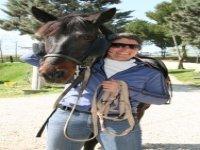 Mariagrazia e il suo Cavallo