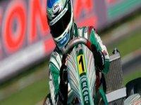 Marco Ardigo Official Driver Tony Kart