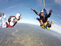 Tandem e adrenalina