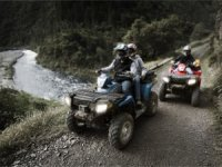 Off-road in relax