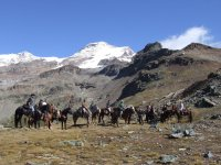 Itinerario del Monte Rosa