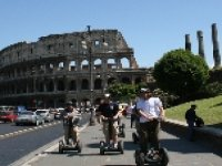 Al Colosseo in Segway
