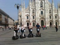 Milano in Segway
