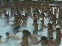 Tutti a piscina