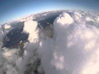Immersione nelle nuvole