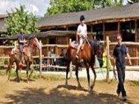 Esercizi sul Cavallo