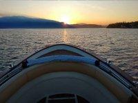 Tramonti mozzafiato nel Lago di Garda!