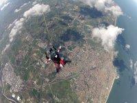 Vista dall alto