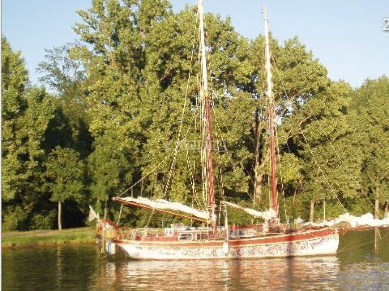 Navigando in Olanda