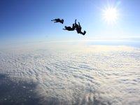 Salto sulle nuvole