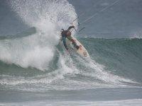 Kitesurfing passion